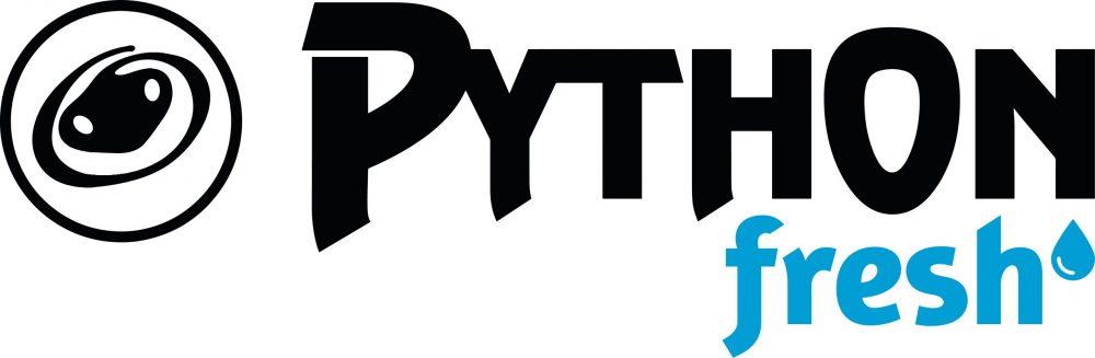 Python fresh logo