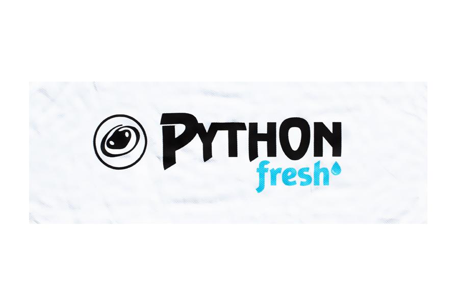 Python handdoek 2 engels
